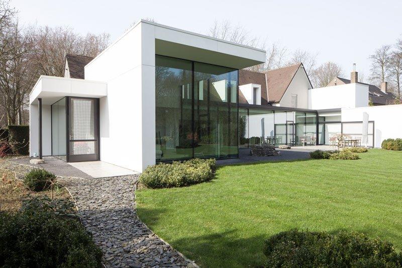Renovatie villa | p.ed architecten | Philippe Haseldonckx