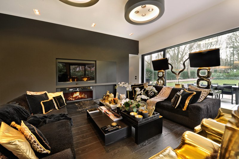 Energiezuinige villa | CH Architecten | De Puydt Haarden