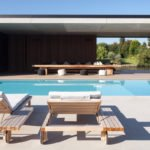 Penthouse Gent, JUMA Architects, uitzicht skyline