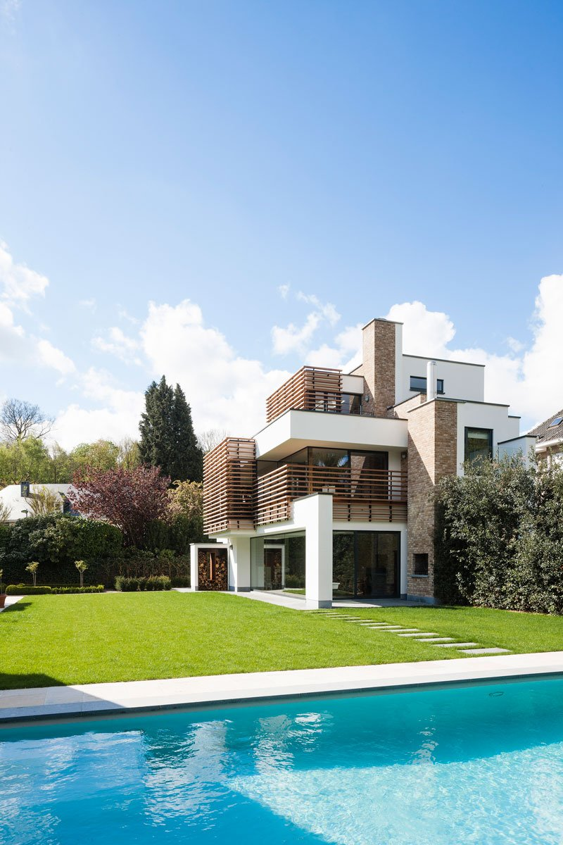 Amerikaanse stijl   b+ villas