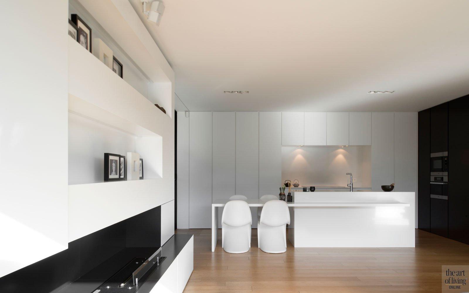 Keuken, Keukens Van Gils, Augustijns Keukens en Interieur, Kantoorgebouw | icoon.be architecten