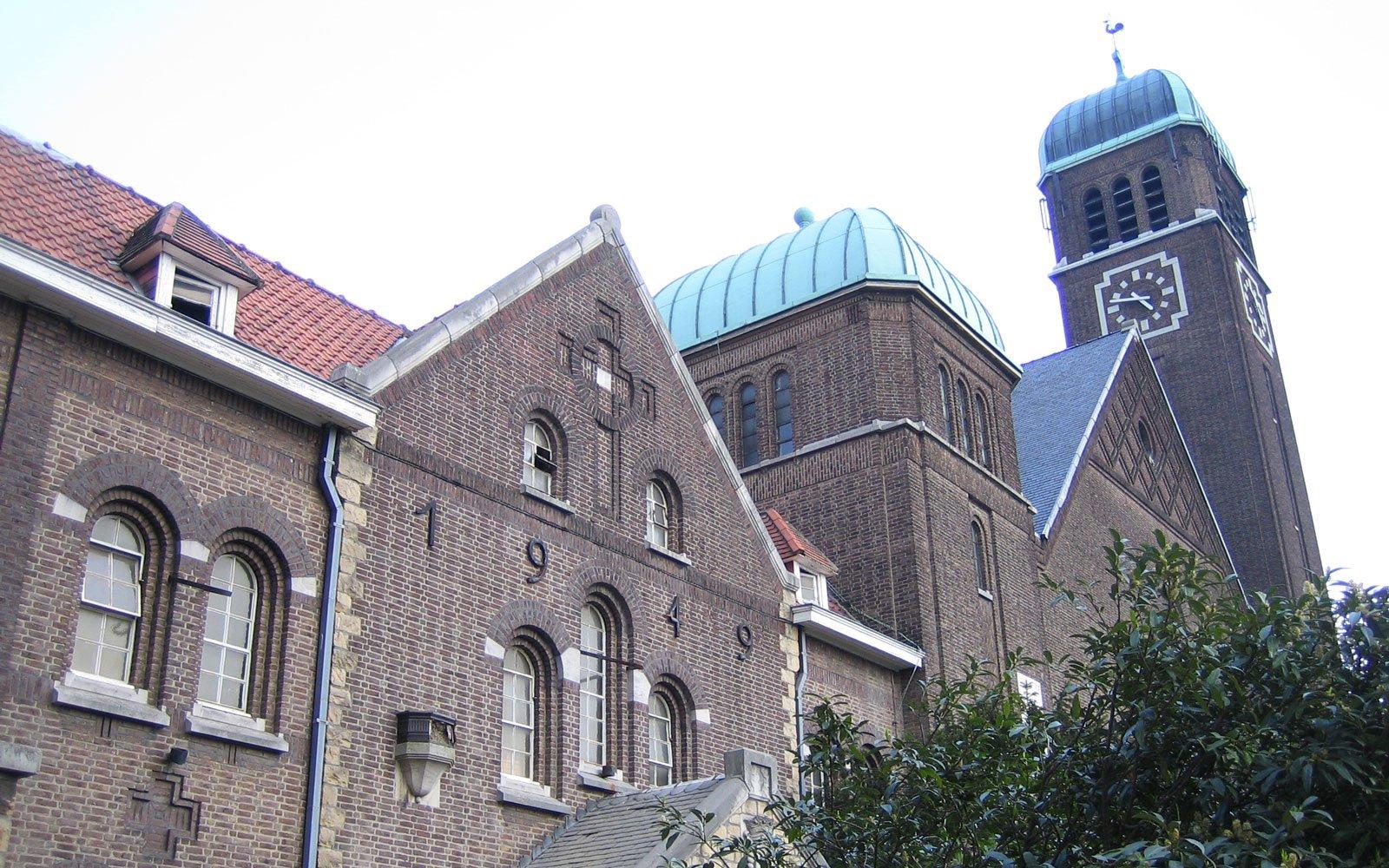 Woning in klooster | Bart van Wijk