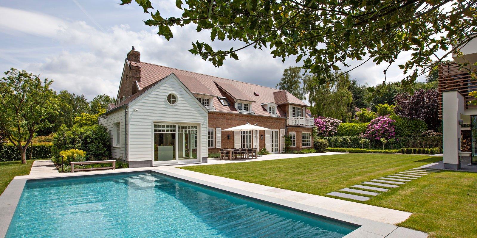 Amerikaanse stijl | b+ villas