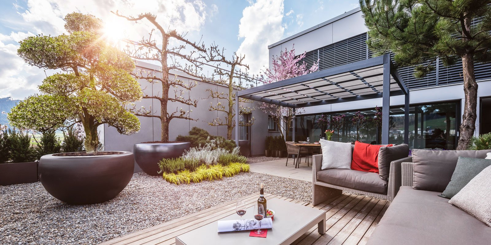 Metallico | Luca Lifestyle, Exclusieve plantenbakken