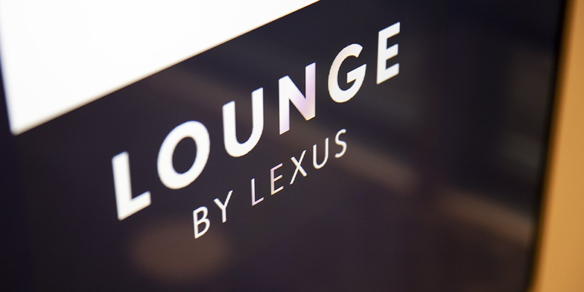 Lounge by Lexus, Brussels Airport, Zaventem