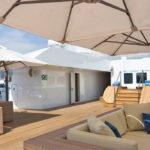 Solero, parasols, the art of living,