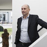 Geert Berkein, architect, Architectenburo Berkein