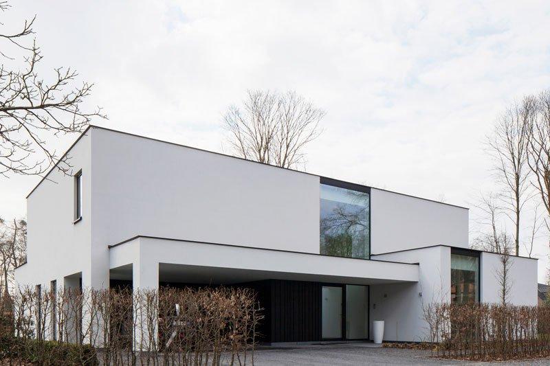 Hedendaagse villa | Architectenburo Berkein