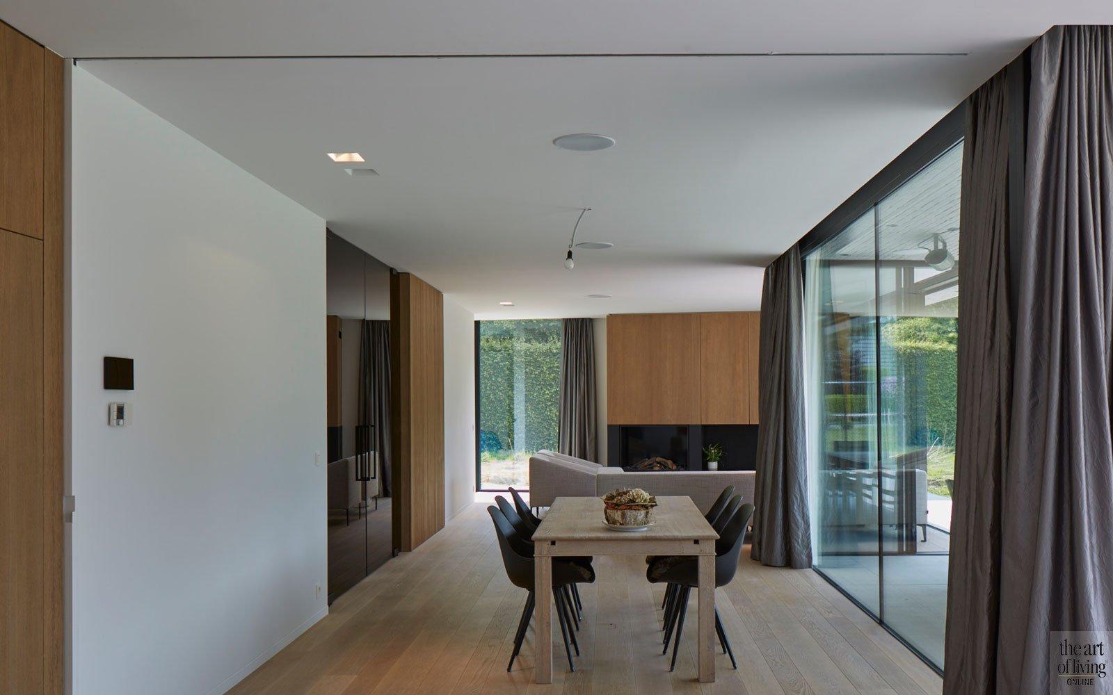 Moon Architects, The Art of Living Online, moderne villa, BEN-woning, energiezuinig, duurzaam, modern
