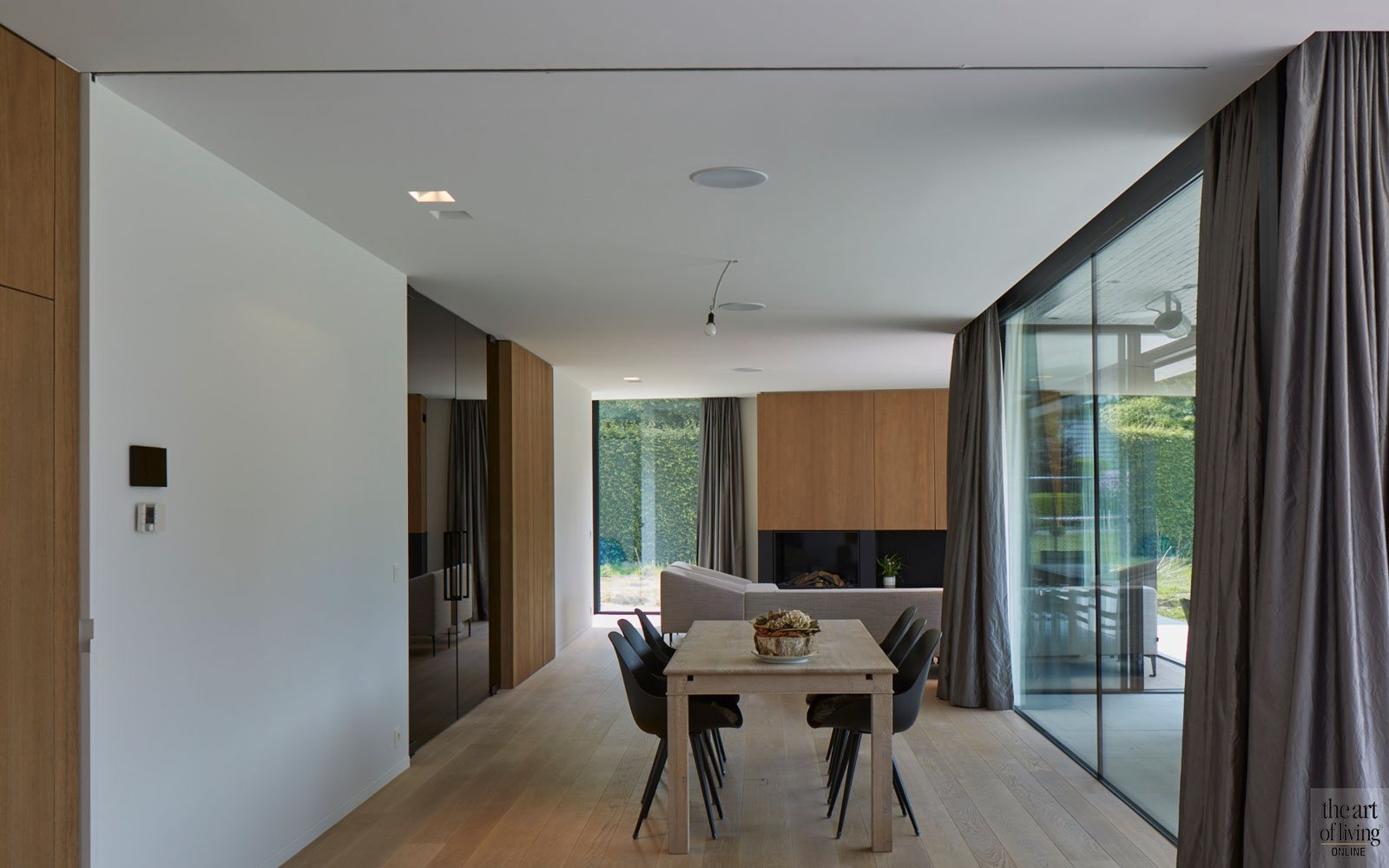 Moon Architects, The Art Of Living Online, Moderne Villa, BEN Woning,