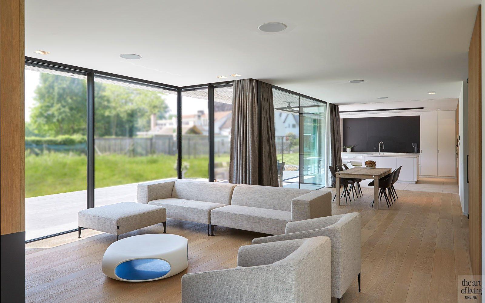 Superieur Moon Architects, The Art Of Living Online, Moderne Villa, BEN Woning,