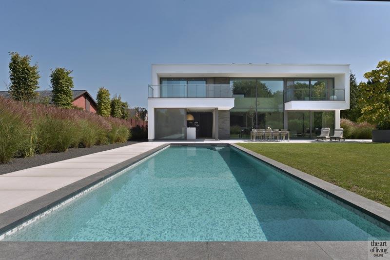 Villa unieke twist, Schellen Architecten, the art of living, modern design, moderne villa, modern huis, exclusieve villa, exclusief
