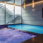 Exclusieve Mansion Wellness in Londen | , binnenzwembad, jacuzzi, Alpha Wellness Sensations
