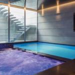 Exclusieve Mansion Wellness in Londen   , binnenzwembad, jacuzzi, Alpha Wellness Sensations