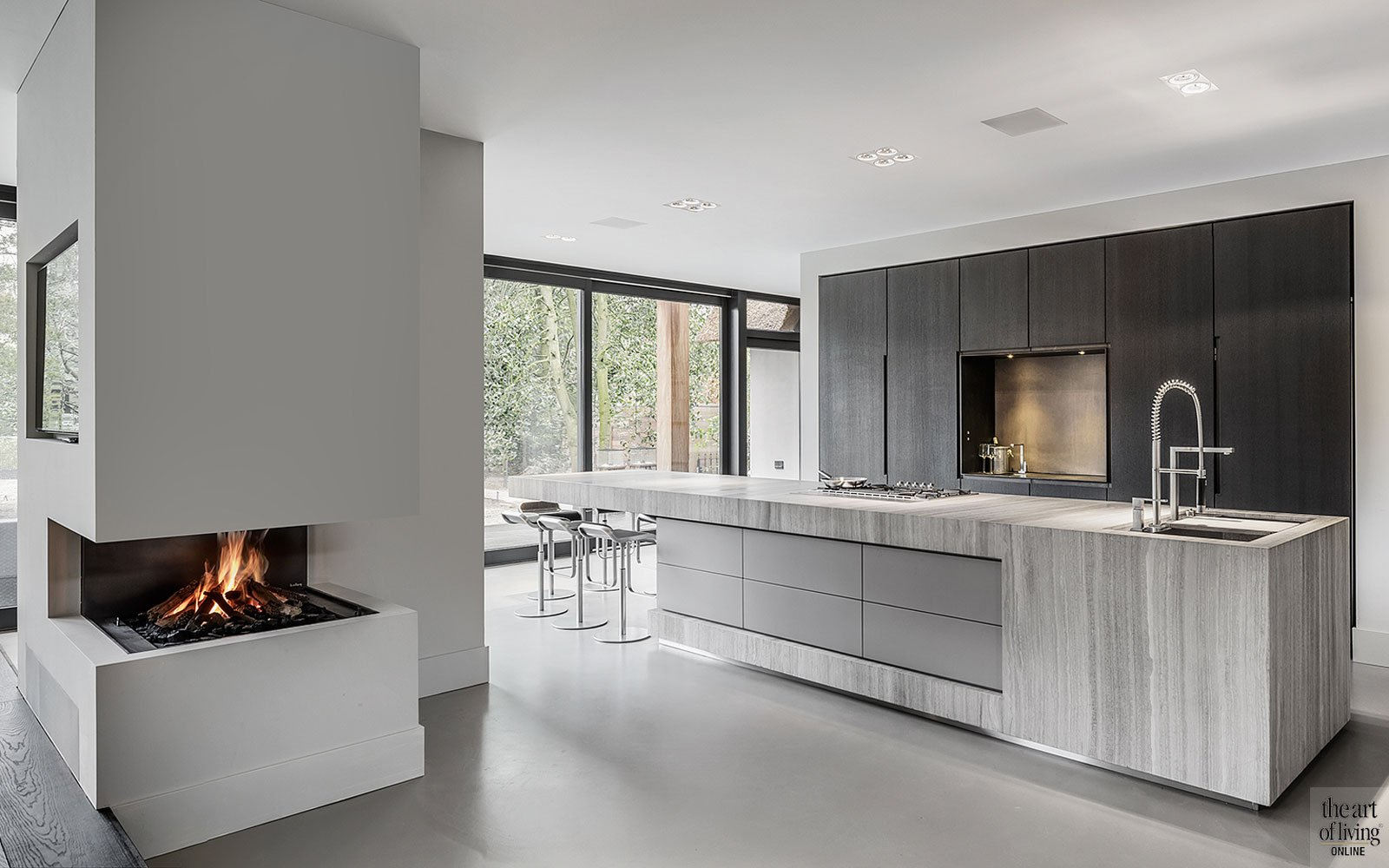 Culimaat, the art of living, keuken, keukens, exclusieve keukens, design keukens, woonkeuken