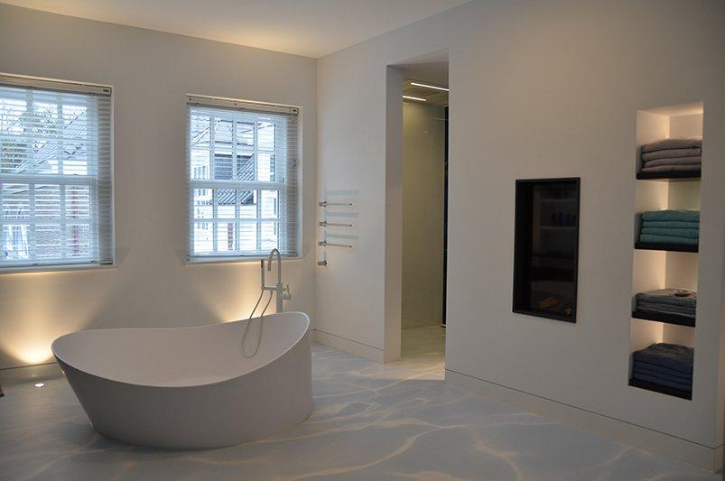 badkamer, gietvloer, DRt Gietvloeren