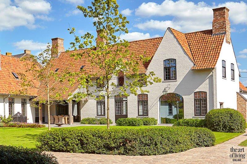 Bernard de Clerck, villa, the art of living, top 5 klassieke villa's, Vlaanderen