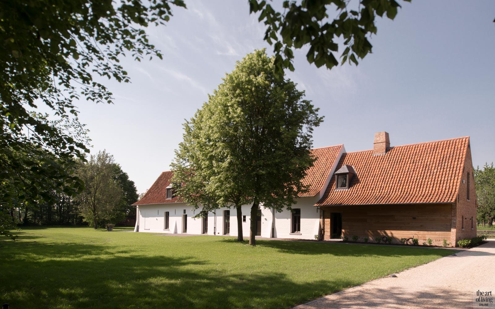 villa, the art of living, hoeve groende omgeving, Glenn Reynaert, top 5 klassieke villa's