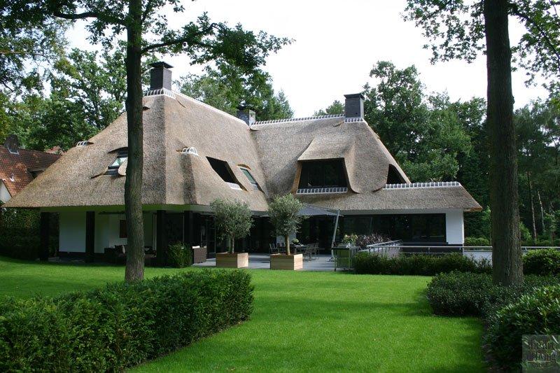 Villabouw in landelijke stijl, Leeflang Architectuur, the art of living, landelijke villa, landelijk, landelijk ontwerp, landelijk architectuur, landelijk huis, exclusief ontwerp