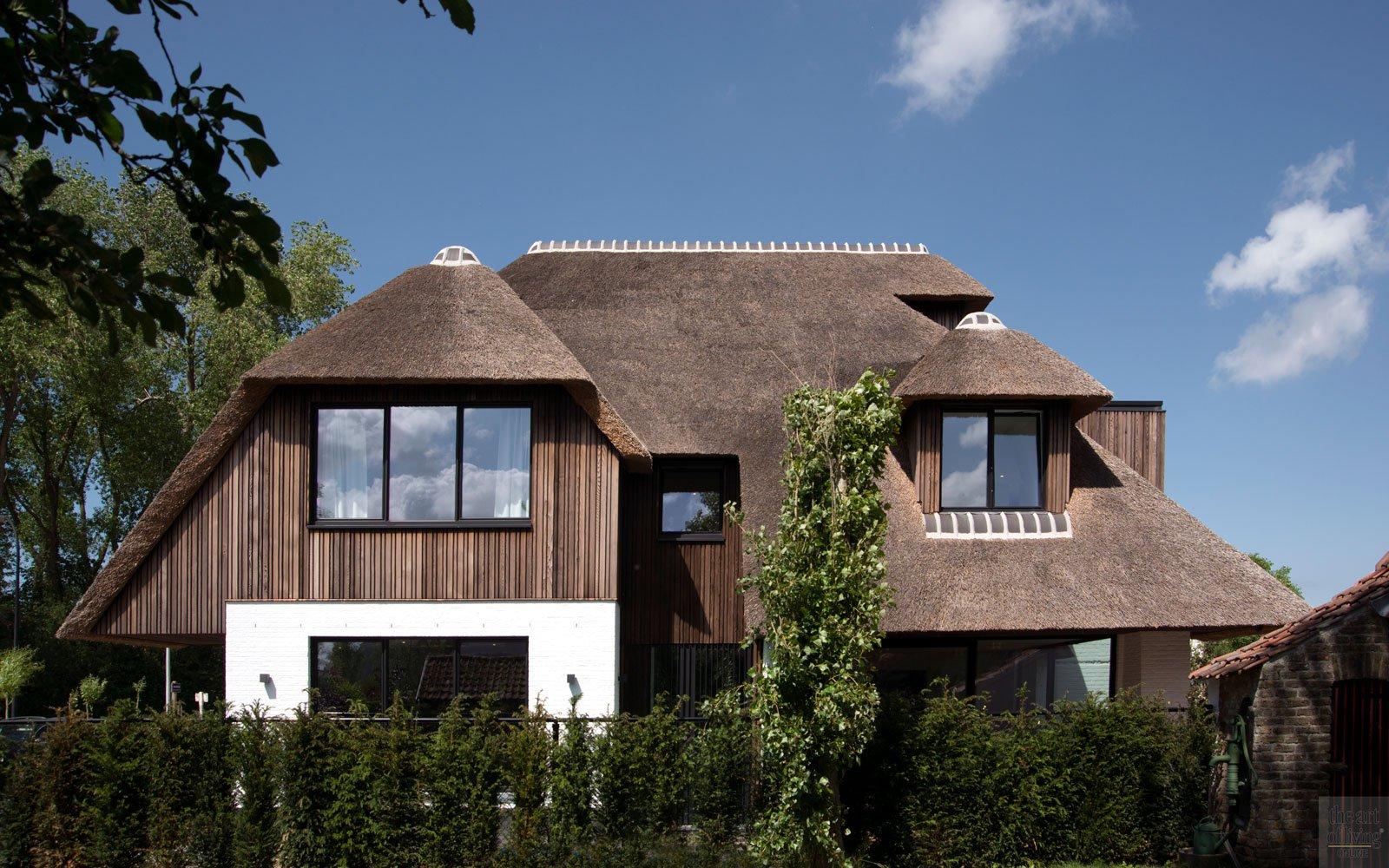 Ruime villa, HC Demyttenaere, the art of living, landelijke villa, landelijk, landelijk ontwerp, landelijk architectuur, landelijk huis, exclusief ontwerp