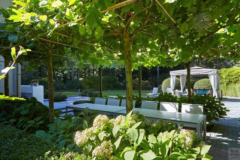 Tuinen, ontwerpen, top 5, rustgevende tuinen