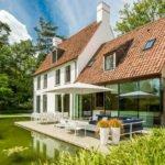 moderne tuin, anja vissers, moderne villa, the art of living