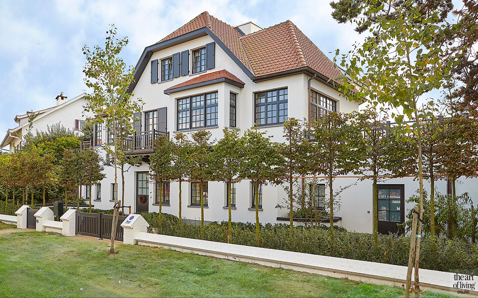 Villa, Woning met authentiteit, the art of living, top 5 klassieke villa's