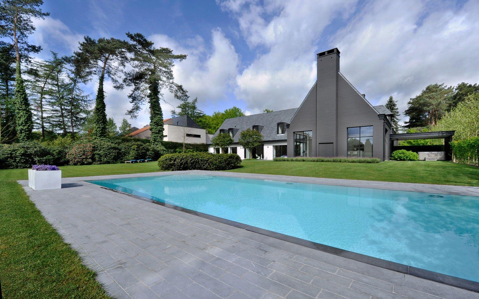 Meest exclusieve zwembaden, the art of living