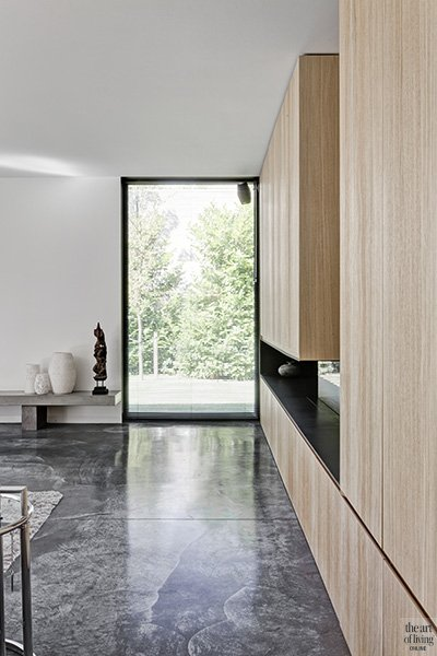 Woning, Arjaan Feyter, eetkamer, woning, interieur