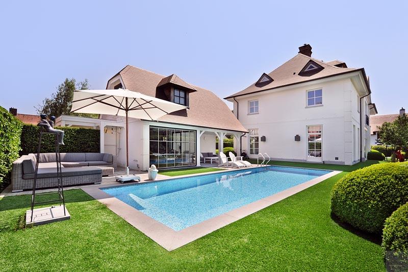 Villa, the art of living, top 5 klassieke villa, Bart Francois