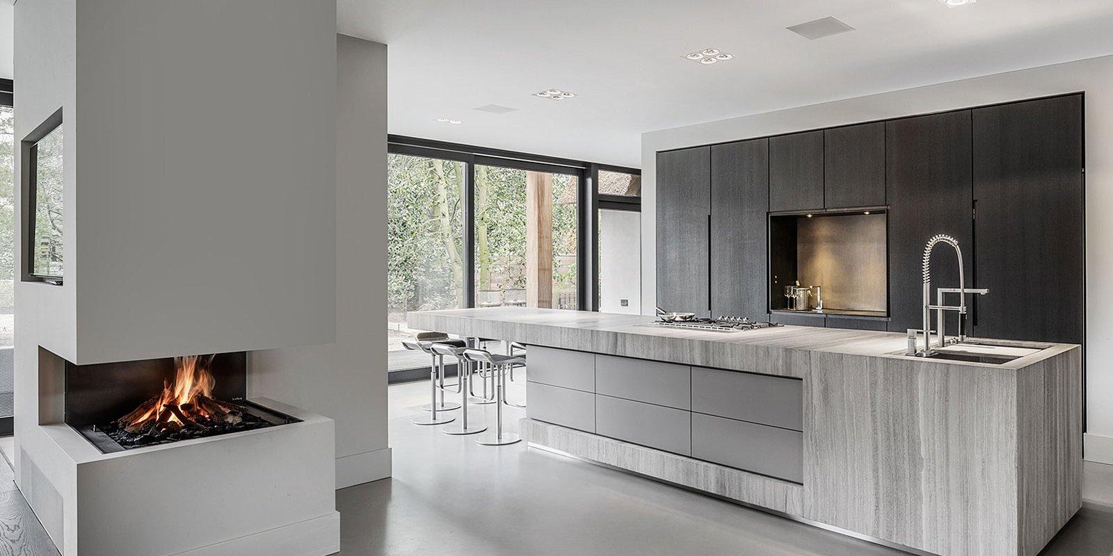 Keuken, Glenn Reynaerts, the art of living, landelijk moderne keuken