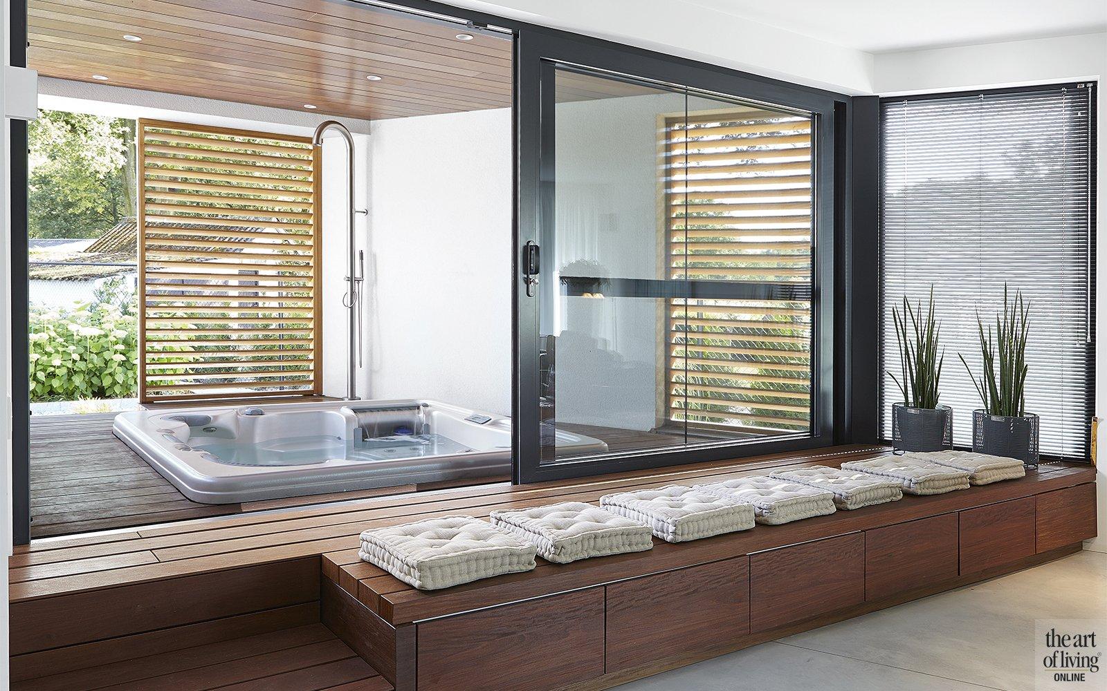 villa vol verassiingen, dia architecten, the art of living