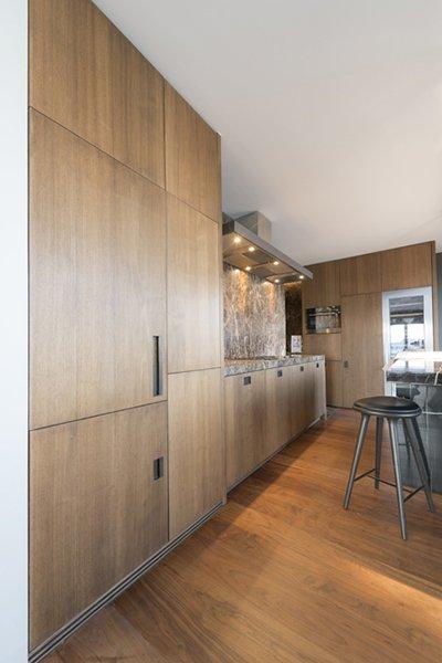 Marmer keukenblad, Bernard de Clerck, Keuken, Natuursteen, Marmer, Hout, Strak, Modern, Klassiek, Authentiek, Appartement