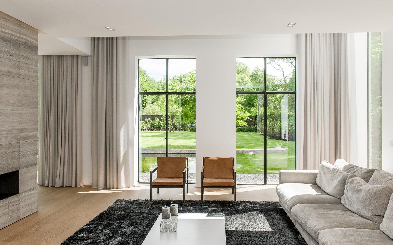 Pieter Vlassak, Vlassak Architects, Supermoderne villa