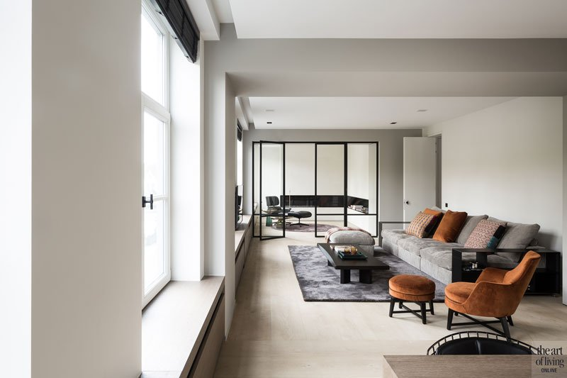 Modern Interieur Herenhuis : Modern strak interieur juma architects the art of living be