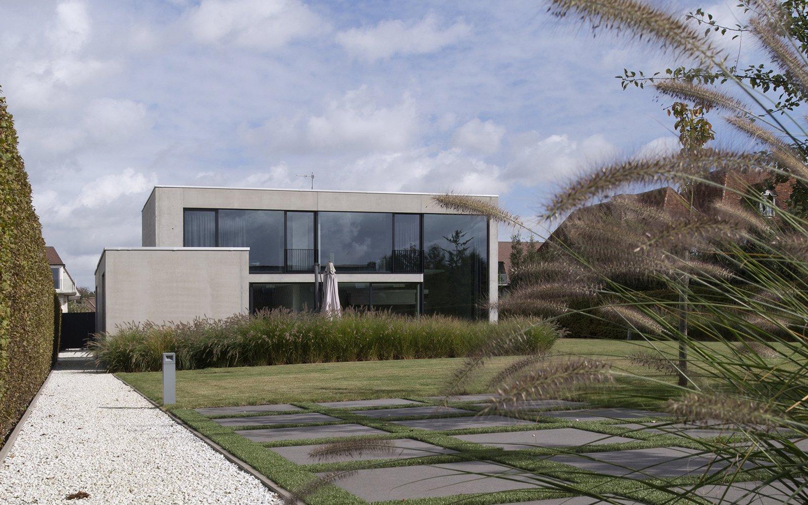 Ellen vertommen, Complete betonlook, Pluspunt Architectuur