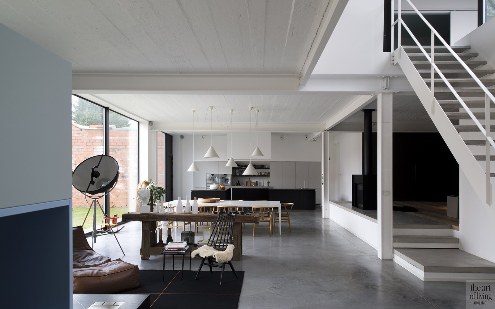 interieur make-over, kove interieurarchitecten, the art of living