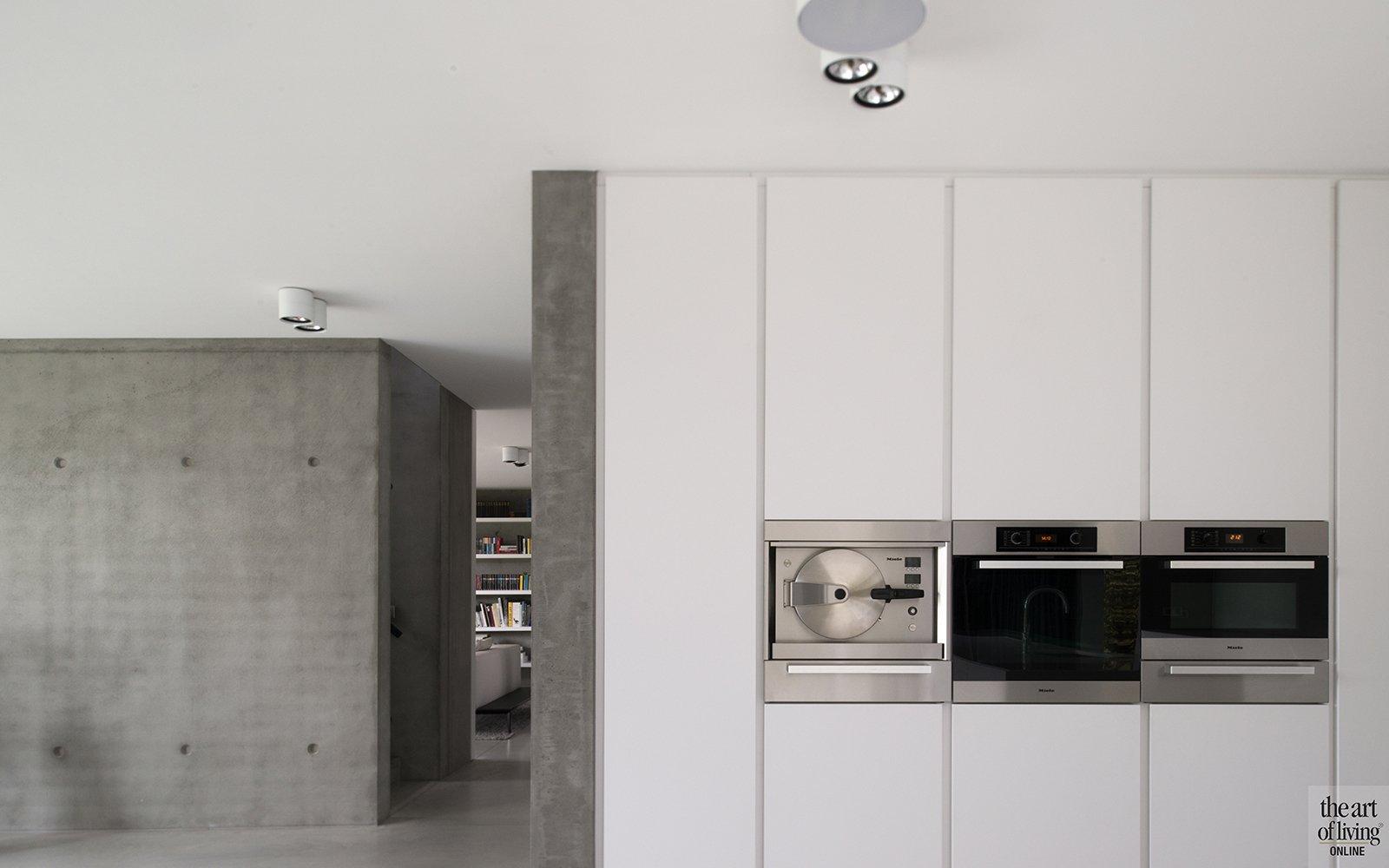 Keuken Beton Moderne : Complete betonlook pluspunt architectuur the art of living be