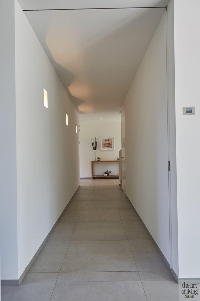 Moderne stakke woning, Schellen Architecten, the art of living, strak, modern