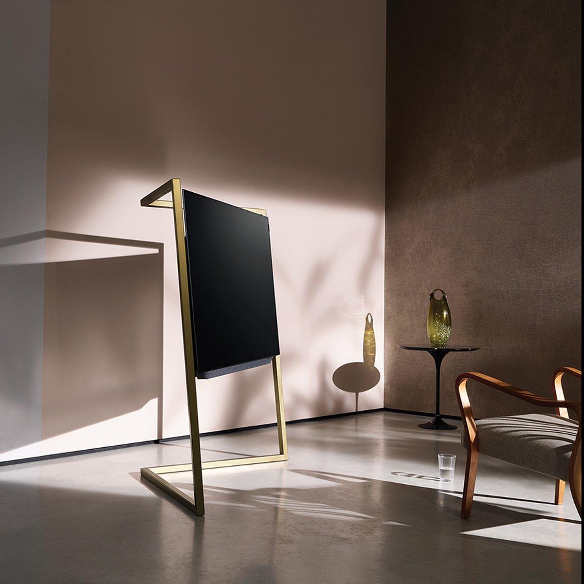 Loewe bild 9, luxe televisie