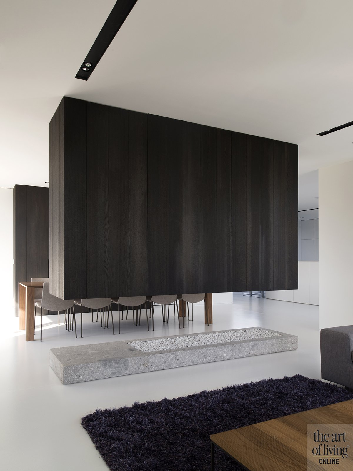 tijdloos interieur, PMV Architects, the art of living