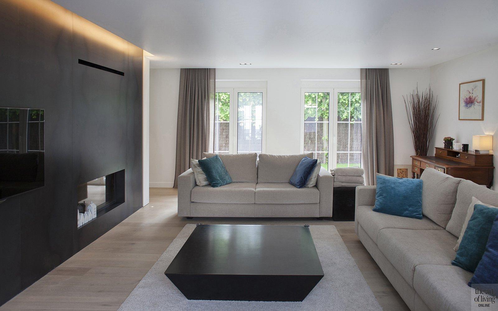 luxe vakantiehuis, degraer, the art of living