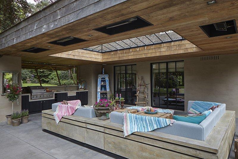 Landelijke tuin, Eric Kant, The art of living