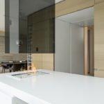 Witte moderne keuken, Vlassak architects. the art of living