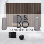Bang & Olufsen, design speakers