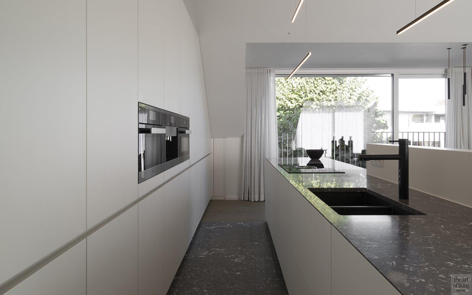 QTD, keuken, exclusief, modern, the art of living