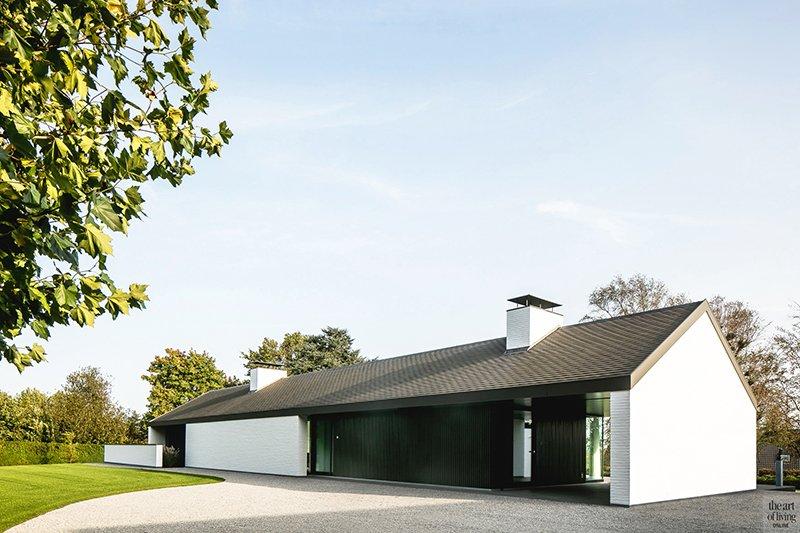 Steven Dejaeghere, moderne luxe villa
