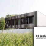 Steven De Jaeghere, Architectuuratelier De Jaeghere