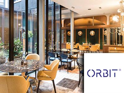 Orbit Lighting, high end verlichting, luxe lamp, design verlichting