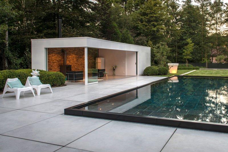 Betonal, betontegels